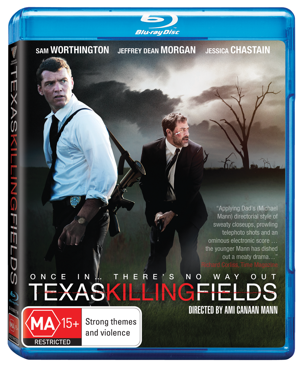 Download Texas Killing Fields 2011 Limited 1080p Bluray x264 anoXmous Torrent