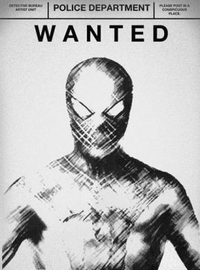 wantedspiderman