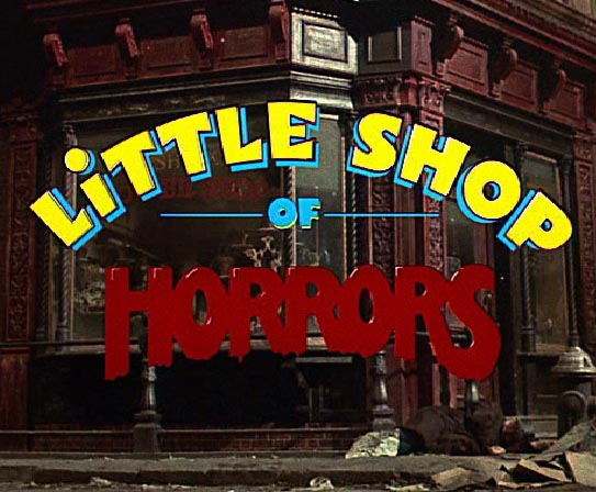 "an analysis of little shop of horrors Armchair analysis bulldogs  ""scary but fun"" — that's how director dr chris nelson describes ""little shop of horrors,"" a musical the gardner."