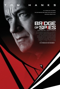 Bridge Of Spies One Sheet
